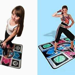 Игры для приставок и ПК - Танцевальный коврик для ТВ и ПК, 0