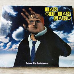 Музыкальные CD и аудиокассеты - Ian Gillan Band - Before The Turbulence (CD, Digipack) - Компакт Диск, 0
