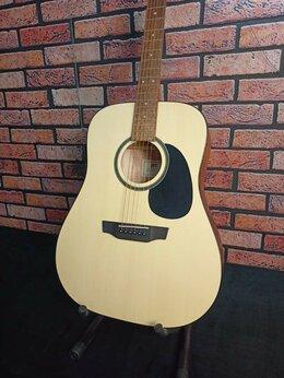 Акустические и классические гитары - Новая Гитара Акустическая JET, 0