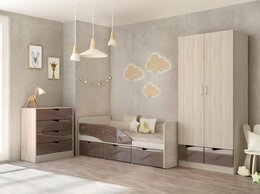 Кровати - Кровать с ящиками, 0