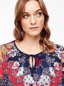 Блузки и кофточки - Блузка S.Oliver Германия разноцветная новая, 0