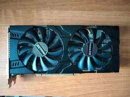Видеокарты - Видеокарта Nvidia 1060 6, 0