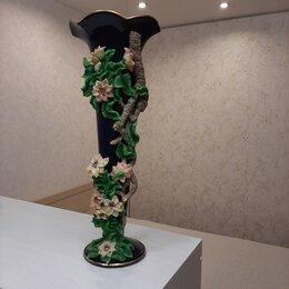 Вазы - Напольная ваза, 0