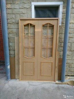 Межкомнатные двери - Дверь Двухстворчатая, 0