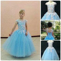 Платья и сарафаны - Распродаю нарядные платья   116-128 см , 0