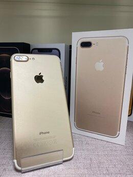 Мобильные телефоны - iPhone 7 Plus Gold 32gb б/у Ростест, 0