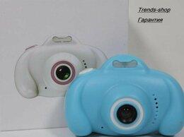 Фотоаппараты - Детский фотоаппарат Kids X400 с селфи камерой, 0