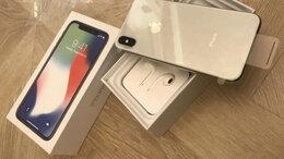 Мобильные телефоны - Новый iPhone X 64 Gb - оригинал/Гарантия/Доставка, 0