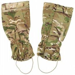 Одежда и обувь - Гетры (гамаши) непромокаемые мембранные камуфляж MTP армии Великобритании, 0