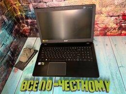 Ноутбуки - Игровой acer Core i7-6500, 16Гб, SSD, GTX950 2GB, 0