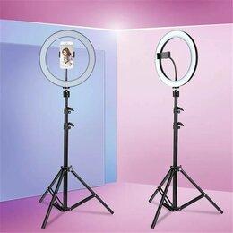 Фотовспышки - Светодиодная кольцевая лампа, 0
