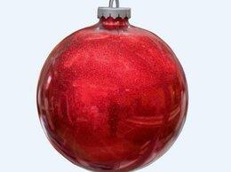 Новогодний декор и аксессуары - Большой шар, 350 мм, 0