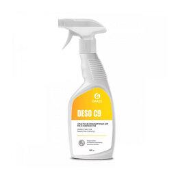 Дезинфицирующие средства - DESO C9 Дезинфицирующее средство на основе изопропилового спирта (тригер 600 мл), 0