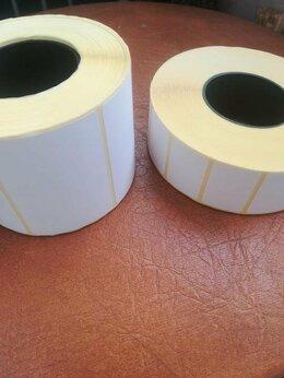 Расходные материалы - Термоэтикетки, 0