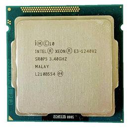 Процессоры (CPU) - Intel i7-3770К (Xeon E3-1240v2 ) /LGA 1155, 0