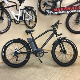 Мототехника и электровелосипеды - Электровелосипед Marshall Forester, 0