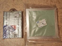 Гипсокартон и комплектующие - Люк ревизионный потайной, 2 шт, 0