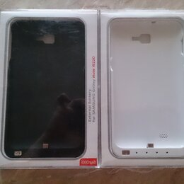 Универсальные внешние аккумуляторы - Чехол Аккумулятор для Samsung Galaxy Note, 0
