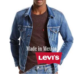 Куртки - Джинсовая куртка Levis S , Mexico , 0