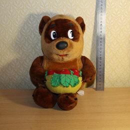 Мягкие игрушки - Мягкая игрушка Винни-Пух говорящий, 0