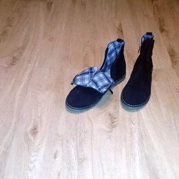Ботинки - Женские демисезонные ботинки, 0