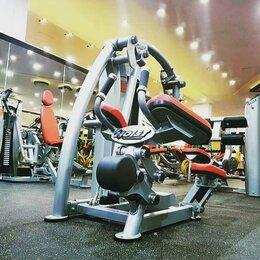 Тренажеры со встроенными и свободными весами - Tpeнaжep Ягодичные мышцы HOIST RS-1412, 0