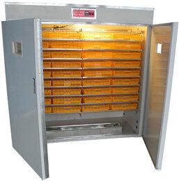 Товары для сельскохозяйственных животных - Инкубатор + выводной шкаф MJB/N-6 на 3520 яиц, 0