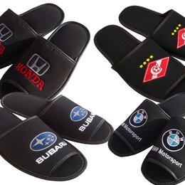 Домашняя обувь -  Эксклюзивные тапочки, 0