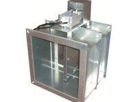 Противопожарное оборудование - Клапана противопожарные кпс-1м(90) -но-MB(220), 0