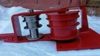 Гибочные станки - Cтанок для профильной трубы усиленный GS-ПР02 на…, 0