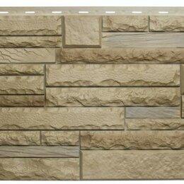 Фасадные панели - Фасадные панели Альта-Профиль коллекция Скалистый камень Альпы Комби, 0