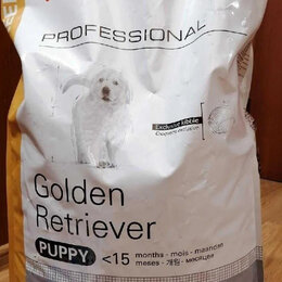 Корма  - Golden Retriever Puppy роял канин 17 кг, 0
