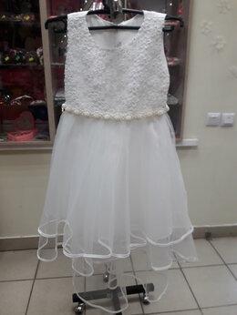 Платья и сарафаны - Платье нарядное для девочки , 0