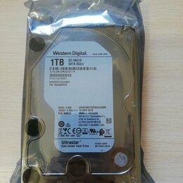 Жёсткие диски и SSD - Новый Жёсткий Диск WD UltraStar HA210 1Tb, 0