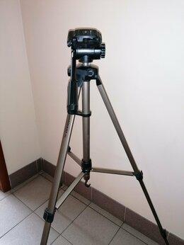 Штативы и моноподы - Штатив для фотоаппарата Continent A2 Gray, 0