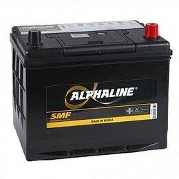 Аккумуляторы  - Аккумулятор Alphaline Standart 100 (105D31L)…, 0