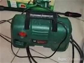 Мойка высокого давления Bosch EasyAquatak 120 по цене 4990₽ - Мойки высокого давления, фото 0