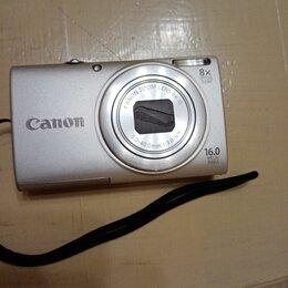 Фотоаппараты - Продаётся  цифровой фотоаппарат Canon ZOOM LENS 8* 15, 0