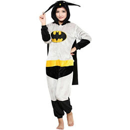 Домашняя одежда - Новая. Пижама-кигуруми костюм Бэтмена размеры от…, 0