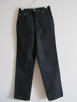 Джинсы - джинсы детские на 10 лет черные новые, 0