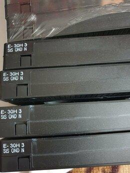 Видеофильмы - Видеокассеты VHS E 30-H чистые, в упаковке, 0