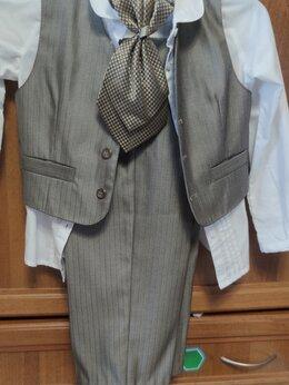 Комплекты и форма - Праздничный костюм на мальчика, р 116, 0