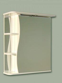 Шкафы, стенки, гарнитуры - Шкаф-зеркало Тура 6001 CB, 0