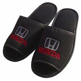 Домашняя обувь - Тапочки Хонда, 0
