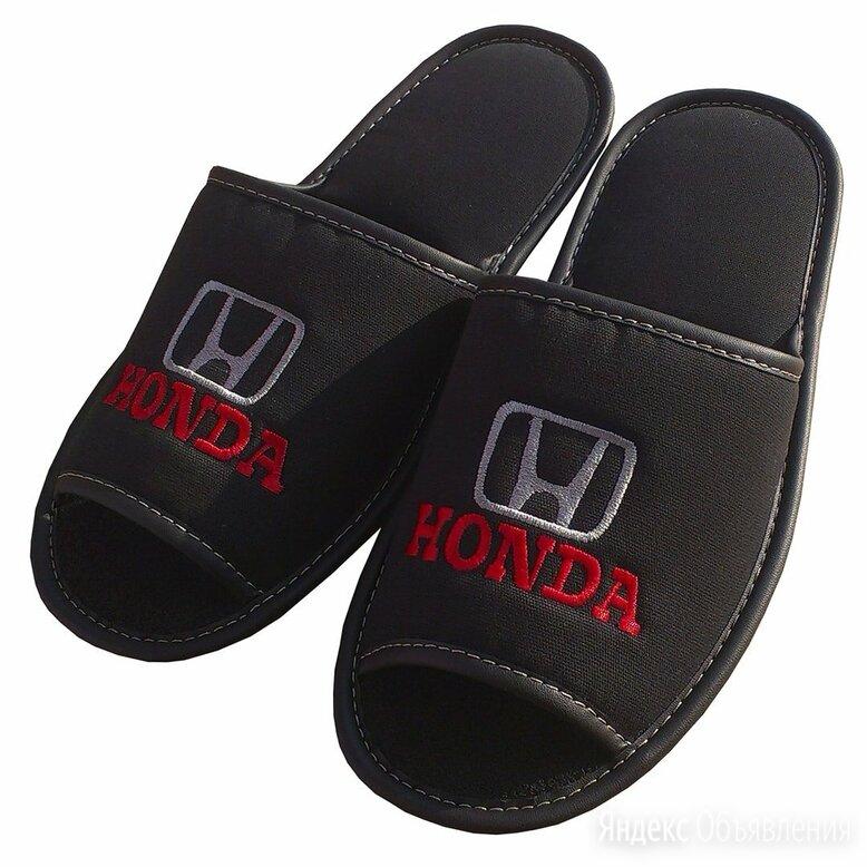 Тапочки Хонда по цене 970₽ - Домашняя обувь, фото 0