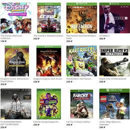 Игры для приставок и ПК - Более 124 игр на Xbox one, 0
