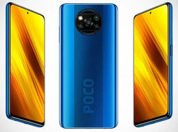Мобильные телефоны - Xiaomi Poco X3 6/128 новые, 0