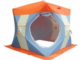 Палатки - Палатка для рыбалки Митек Нельма Куб 2 Люкс.…, 0