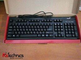 Клавиатуры - Клавиатура Genius KB-125 черный USB (Re), 0