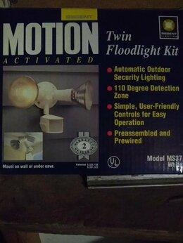 Настенно-потолочные светильники - Светильник с датчиком дввижения, 0